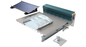 QuadCore Topdek Membrane Roof KS1000 TD