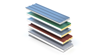 Kingspan Insulated Panels Envelope Solution Roof Panels
