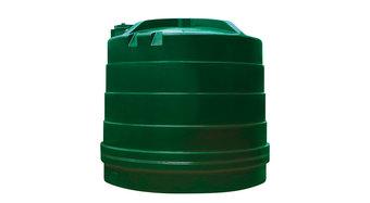Single Skin Vertical Oil Tank 1,300 - 10,000L