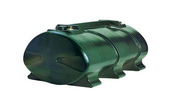 Single Skin Horizontal Oil Tank 900 - 2,500L