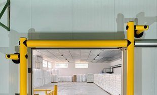 Kingspan Insulated Panels KPS Goal Post Door Protection