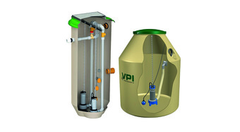 Pumpestasjoner renseanlegg