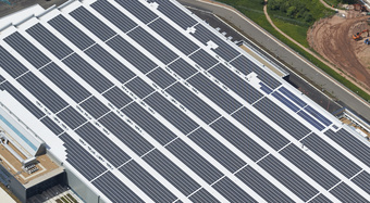Kingspan Insulated Panel Systems Project JAGUAR LAND ROVER STAFFORDSHIRE UK Image