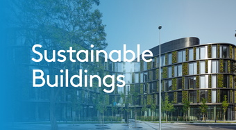 Commitments to sustainable buildings
