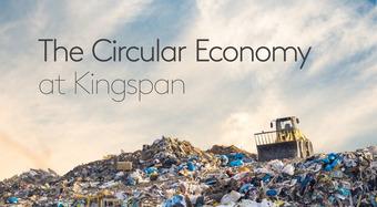 Kingspan Circularity Brochure cover