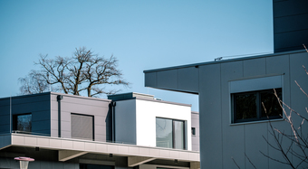 Kingspan panels, KS1000 AWP, LX Hausen