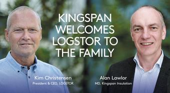 kingspan-logstor acquisition announcement-image-en