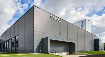 Kingspan Insulated Panel Systems Project GRIFOLS PHARMACEUTICALS DUBLIN Image