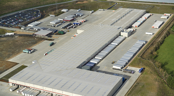 Kingspan Insulated Panel Systems Roof TopDek COSTCO EUROPEAN DISTRIBUTION CENTRE UK Image