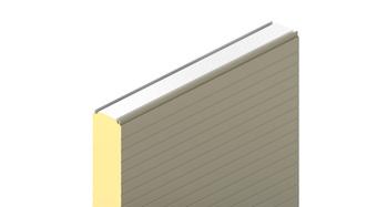 KS1150 NF, KS1150 TF, stenový izolačný panel, zateplenie fasády