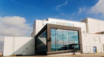 NewCold, Kutno, Poľsko, chladiarne, mraziarne, strešné panely KS1000 X-DEK, chladiarenské panely KS1150 TL