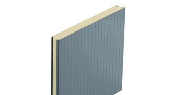 KS1150 NF, NC, stenový izolačný panel, zateplenie fasády, chladierenský panel, mraziarenský panel