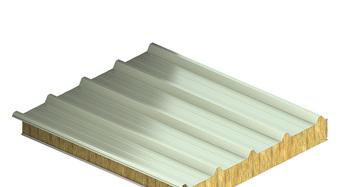 FF tetőpanel renderelt képe