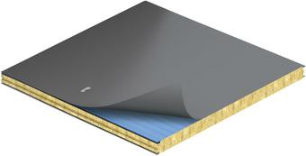 KS1150 FP, strešný izolačný panel, zateplenie strechy, požiarna odolnosť