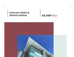 Izolacni stresni a stenove panely_KS AWP flex_CZ