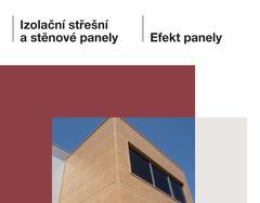 Panely s dizajnom imitácia dreva