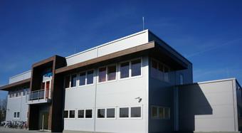 Silveria Kft. épülete Kecskeméten