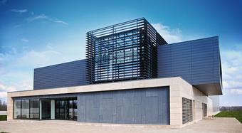 FCI Kompozit épülete