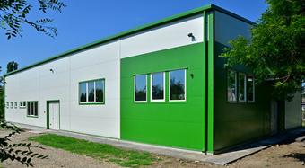 Bioextra épülete