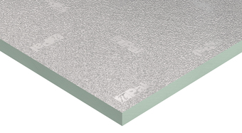 Panel PIR de Kingspan PalDuct: delgado, ligero y fácil de fabricar.