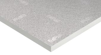 Panel Hidro Kingspan PalDuct: delgado, ligero y fácil de fabricar.