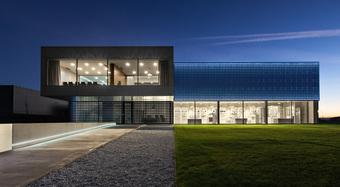 Litomyšl, Czech Republic, Karrier System, Rainscreen facade, Suspended Ventilated Facade, Designwall Evolution