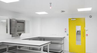 UltraTech Versatile Semi-Flush Ceiling & Walls