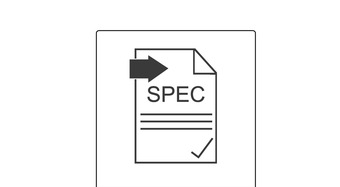 Register Specification Icon