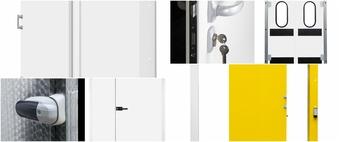 chladiarenské systémy, chladiarenské dvere, mraziarenské dvere