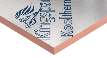 Kingspan Kooltherm insulation