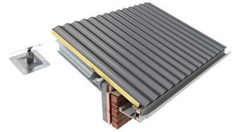 Sinusoidal Slate Roof Panel KS1000 SRW