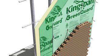 GreenGuard Q250 Siding Underlayment