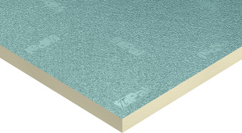 Panel Eco Kingspan PalDuct: fino, ligero y fácil de fabricar.