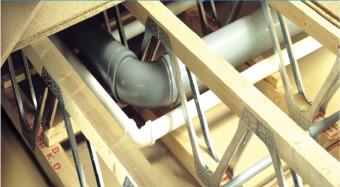 Open Web Floor Panels Timber Frame