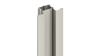 Kingspan Insulated Panel Systems Steel Slimline Recessed Insert Image