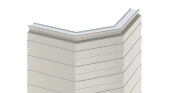 Kingspan Insulated Panel Systems Preformed Corners Chamfered Image