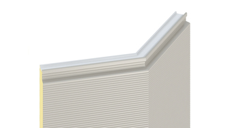 Kingspan Insulated Panel Systems Preformed Corners Cranked Image