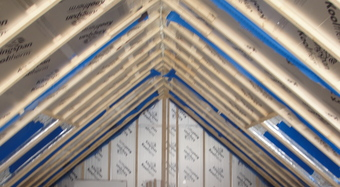 Timber Frame ULTIMA Roof Panels