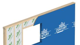 Open Frame Panel Timber Frame Kingspan