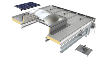 Standing Seam Roof Panel KS500-1000Zip
