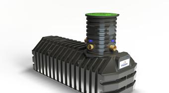 Gamma Rainwater Harvesting - Complete