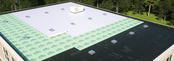 GreenGuard PB6HD Roofing Cover Board