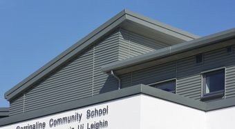 Kingspan Insulated Panel Systems Project CARRIGALINE COMMUNITY SCHOOL IE Image