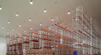 Kingspan Controlled Environments PCL Bidvest Distribution Centre UK Image