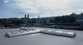 Kingspan Rooflights