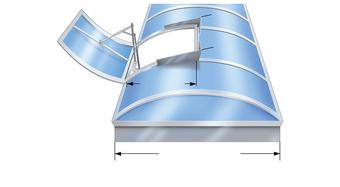 Vented Rooflights