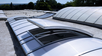 Kingspan Arcade Plus Continuous Vented Rooflight