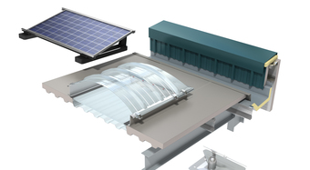Day-Lite Vault Rooflight KS1000 DLVLT