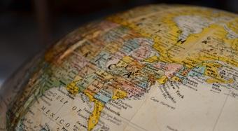Spread across the world