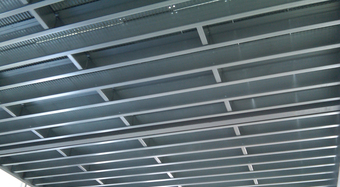Steel Building Solutions Mezzanine Floors